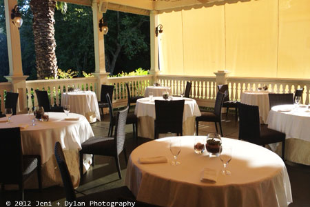 The Restaurant at Madrona Manor, Healdsburg, CA