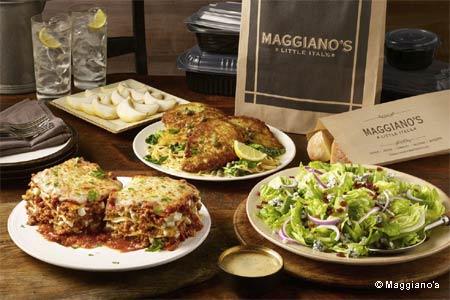 Maggiano's Little Italy, Orlando, FL