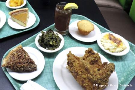Dining Room at Magnolia Room Cafeteria, Tucker, GA