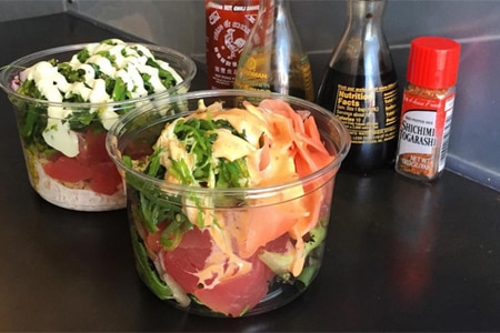 Mainland Poke Shop, Los Angeles, CA