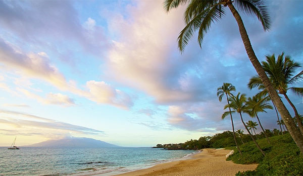 Makena Beach on the island of Maui is one of GAYOT's Top 10 Beaches in Hawaii