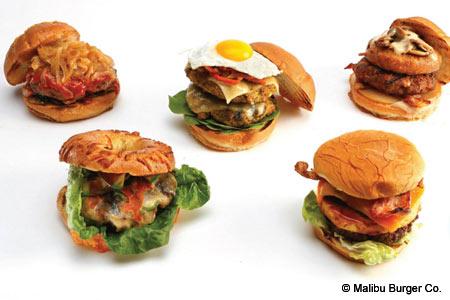 Malibu Burger Co. has opened