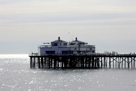 Malibu Farm Pier Café, Malibu, CA
