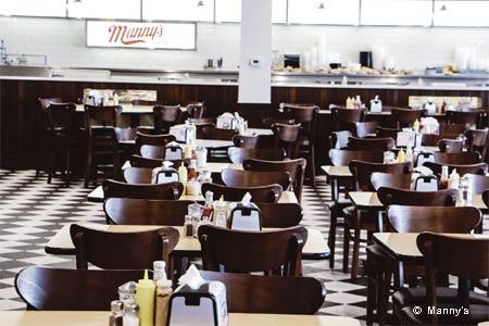 Manny's Coffee Shop & Deli, Chicago, IL