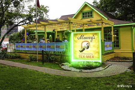Manny's Uptown Tex-Mex Restaurante, Dallas, TX