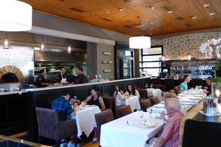 Marche Moderne offers seasonal French cuisine by husband-wife duo Florent and Amelia Marneau