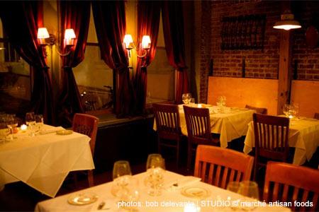 Margot Cafe & Bar, Nashville, TN