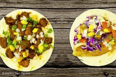 Maria's Taco Xpress, Austin, TX