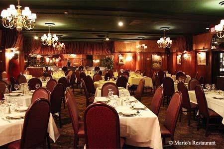 Mario's Restaurant, Detroit, MI
