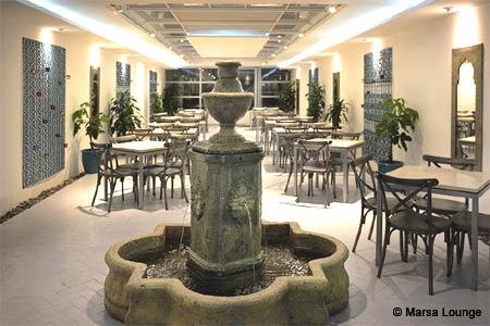 Marsa Lounge, Los Angeles, CA