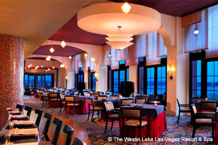 Dining Room at Marssa Steakhouse & Sushi Lounge, Henderson, NV