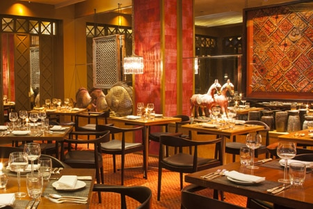 Masala Grill offers Indian cuisine in a contemporary, casual setting