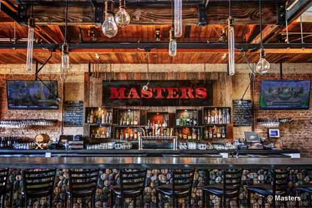 Masters Kitchen and Cocktail, Oceanside, CA