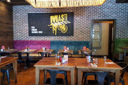 Masti Fun Indian Street Eats, Atlanta, GA