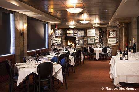 Mastro's Steakhouse, Scottsdale, AZ