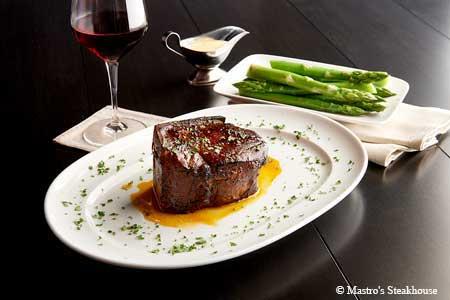 Mastro's Steakhouse, New York, NY