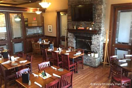 Mavis Winkle's Irish Pub, Twinsburg, OH