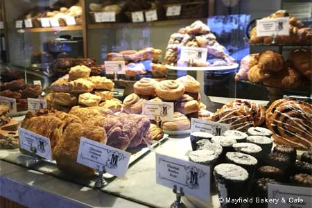 Mayfield Bakery & Cafe, Palo Alto, CA