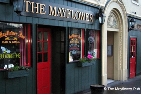 The Mayflower Pub, San Rafael, CA
