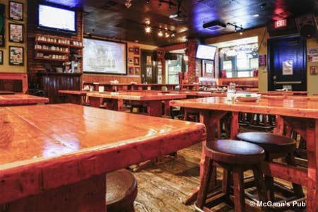 McGann's Pub, Boston, MA