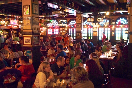 Dining Room at McGillin