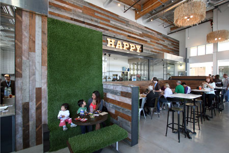 Mendocino Farms, Los Angeles, CA