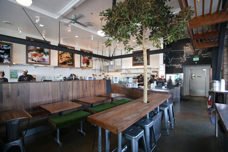 Mendocino Farms, West Hollywood, CA