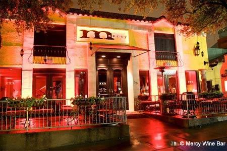 Mercy Wine Bar, Dallas, TX