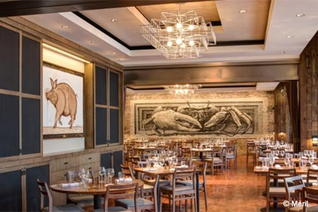 Meril is one of New Orleans' new restaurants. Find more on GAYOT's roundup.