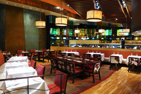 Dining Room at Mesa Grill, Las Vegas, NV