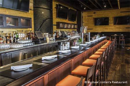 Michael Jordan's Restaurant, Oak Brook, IL