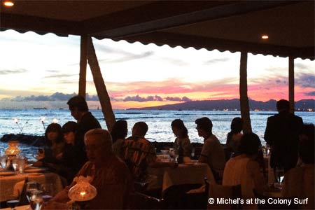 Michel's at the Colony Surf, Honolulu, HI
