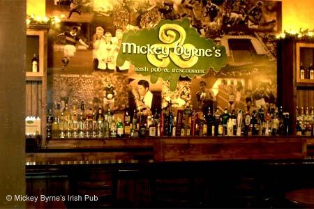 Mickey Byrne's Irish Pub, Hollywood, FL