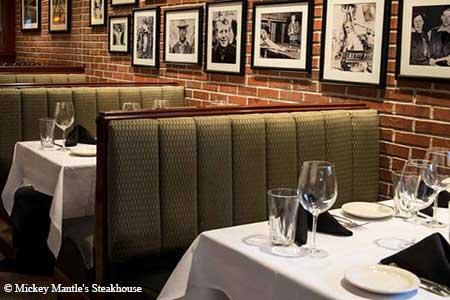 Mickey Mantle's Steakhouse, Oklahoma City, OK
