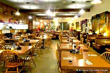 Millbrae Pancake House, Millbrae, CA