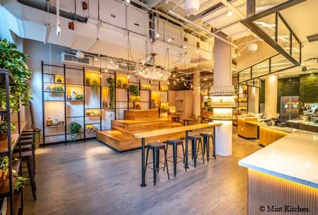 Mint Kitchen, New York, NY