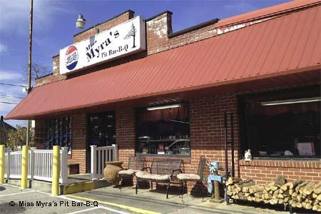 Miss Myra's Pit Bar-B-Q, Vestavia, AL