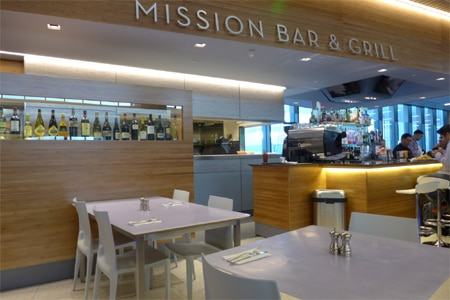 Mission Bar & Grill, San Francisco, CA