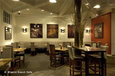 Mission Beach Cafe, San Francisco, CA