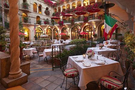 Mission Inn Restaurant, one of GAYOT's Best Romantic Restaurants in Riverside & Inland Empire