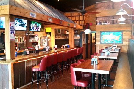 Moe's Original Bar B Que, Roswell, GA