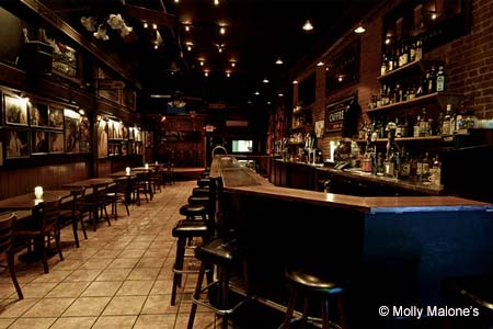 Molly Malone's Irish Pub, Los Angeles, CA