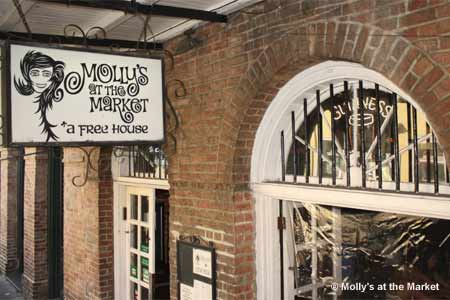 Molly's at the Market, New Orleans, LA