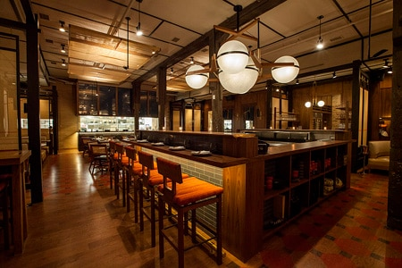 Momotaro, one of Gayot's Top 10 New Restaurants in Chicago