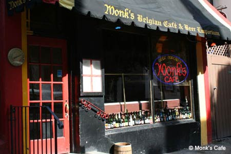 Monk's Cafe, Philadelphia, PA