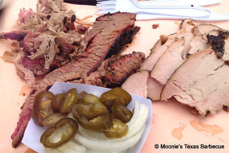 Moonie's Texas Barbecue, Flowery Branch, GA