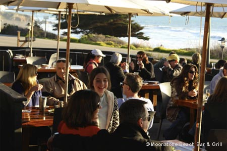 Moonstone Beach Bar & Grill, Cambria, CA