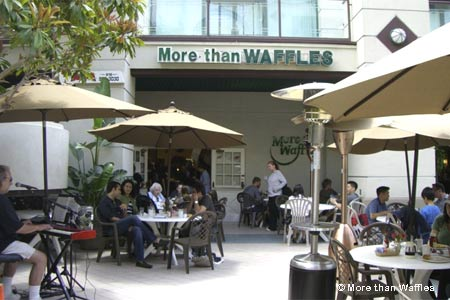 More than Waffles, Encino, CA