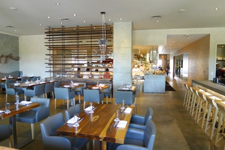 Morimoto Napa is one of GAYOT's Best Napa/Sonoma Seafood Restaurants