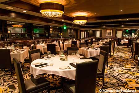 Morton's the Steakhouse, Anaheim, CA